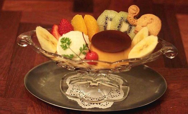 """プルンとした食感にやみつき!名古屋で味わう話題の""""固めプリン""""10選 - aa"""