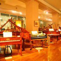 見るだけじゃない!実際に触れて、音色も楽しめる「浜松市楽器博物館」