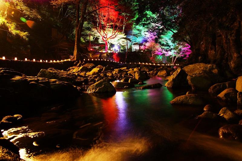 マイナスイオンたっぷりの渓谷で過ごす夏。三重「赤目四十八滝」で忍者修行と滝行! - cfacd6a677bc097e00fa60d5c0b2f12f