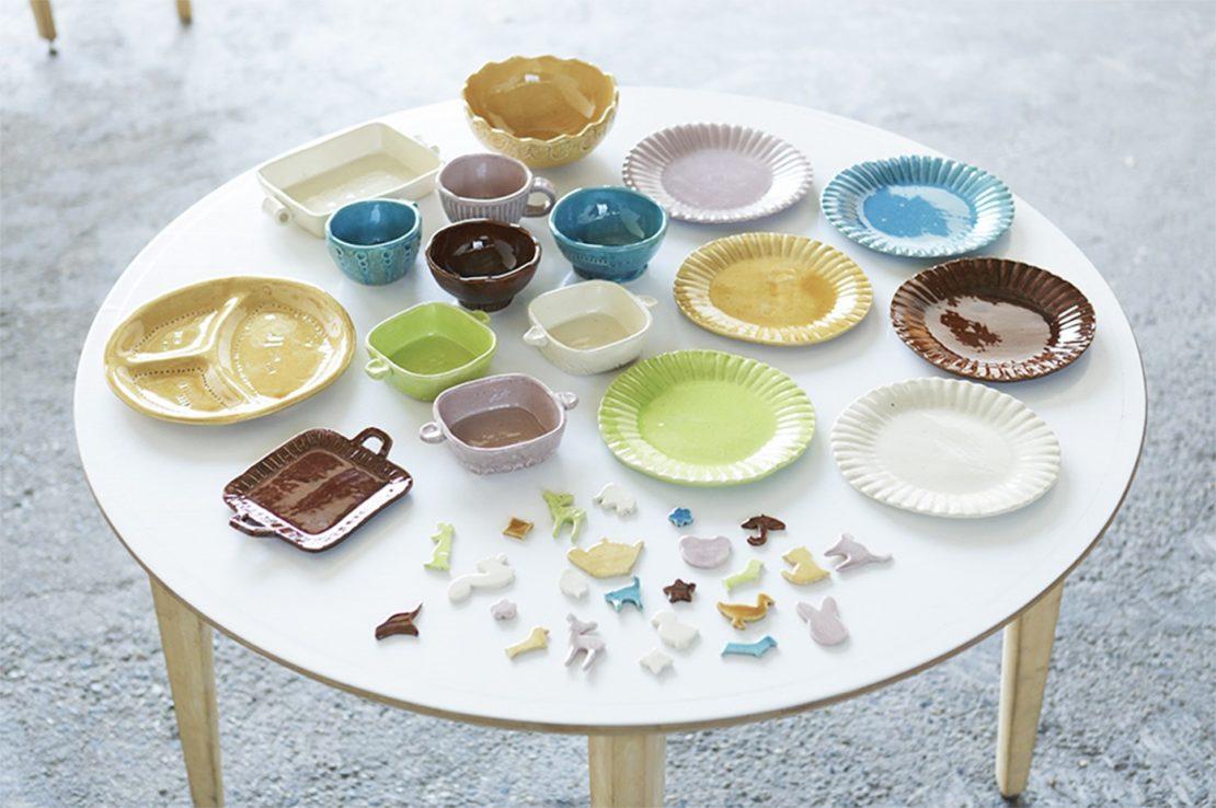 ポップな色がかわいい!現代版の常滑焼がお洒落な「TOKONAME STORE」で陶芸体験