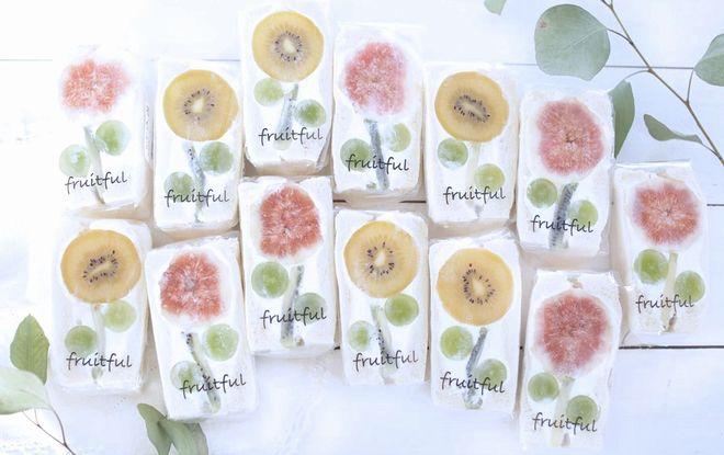 お花をかたどったキュートな断面のフルーツサンド「fruitful(フルーツフル)」 - 69516719 447480502647411 4650497383023509504 o