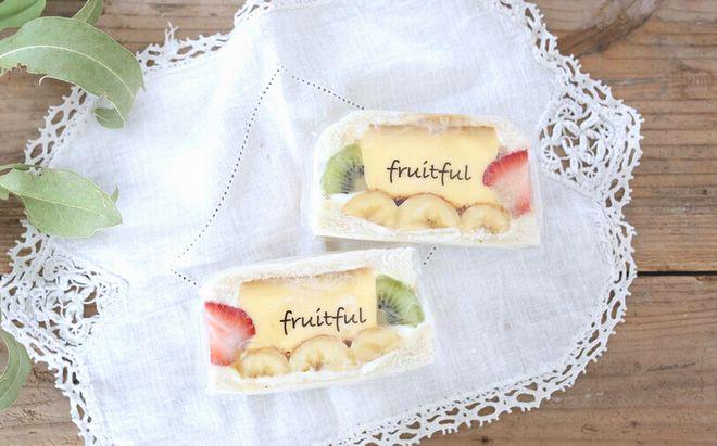 お花をかたどったキュートな断面のフルーツサンド「fruitful(フルーツフル)」 - 69804918 448145075914287 7212074212603723776 o