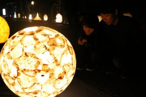幻想的な町と灯りを楽しめる「美濃和紙あかりアート展」とは - IMG 3504 300x200