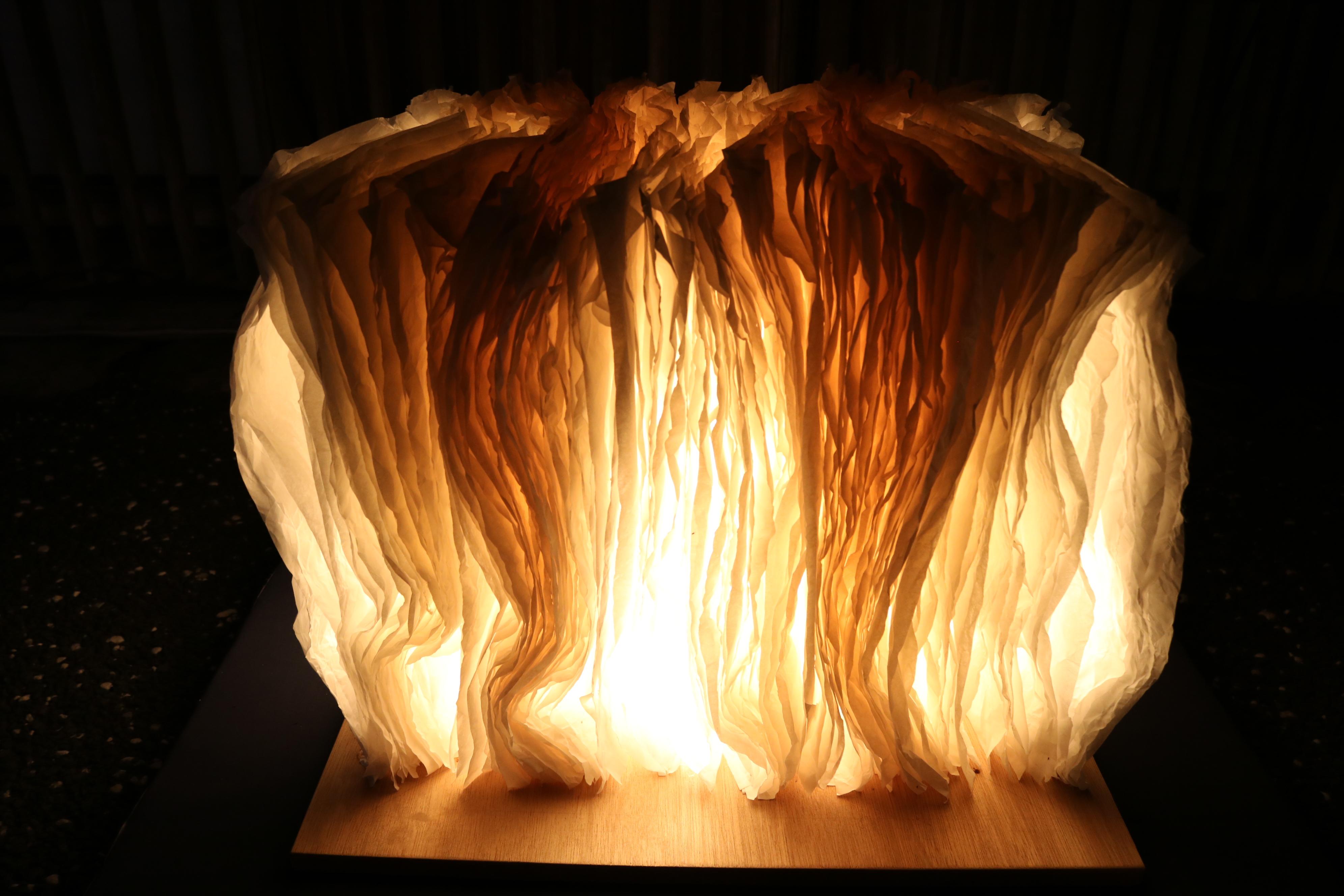 幻想的な町と灯りを楽しめる「美濃和紙あかりアート展」とは - IMG 7681