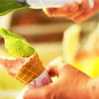 岐阜の美味しい牛乳と水を使った本格イタリアンジェラート「明宝ジェラート」