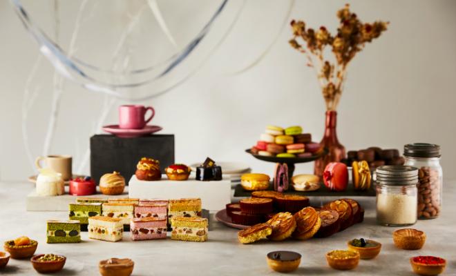 パティシエ兼ショコラティエのセバスチャン・ブイエが秋の新作コレクションを販売