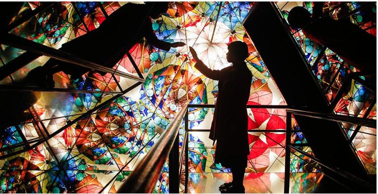 アートの中に溶け込める?三河工芸ガラス美術館で幻想的な時間を過ごそう! - sub5