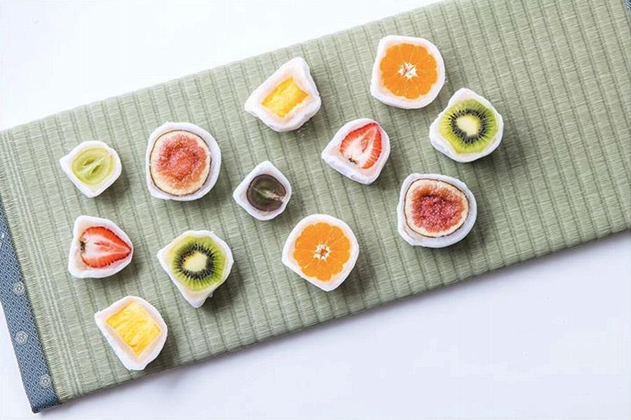 断面から見えるフルーツが美しい!名古屋「覚王山フルーツ大福 弁才天」がオープン - IMG 8402
