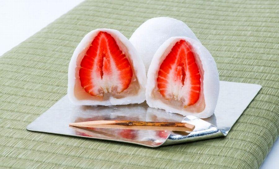 断面から見えるフルーツが美しい!名古屋「覚王山フルーツ大福 弁才天」がオープン - dad2720883eb9519850f762b4c519489