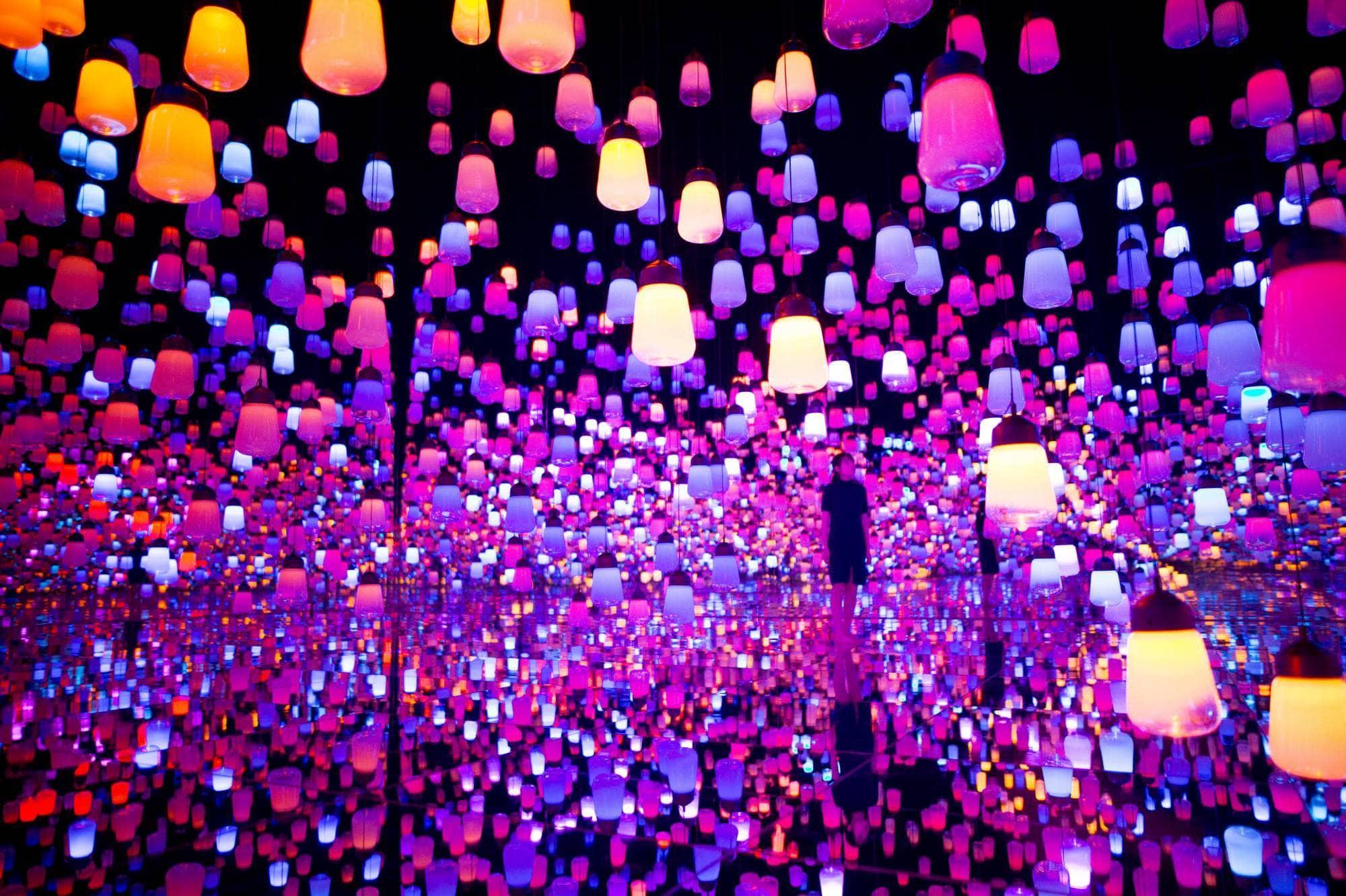 名古屋市科学館「チームラボ★学ぶ!未来の遊園地」で楽しむ、新感覚アート体験! - teamlab3