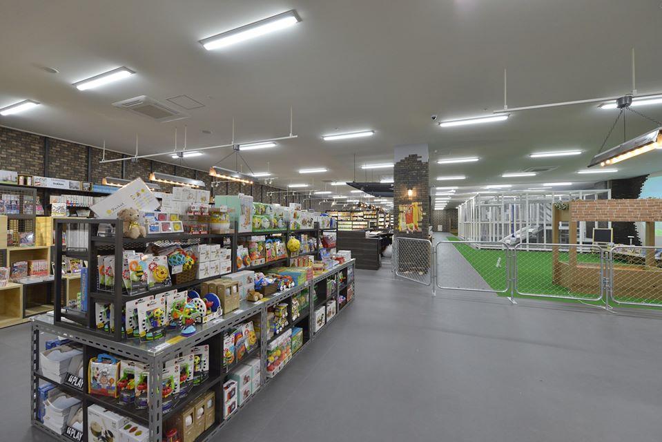 親子で遊べる本屋「BOOK PARK miyokka!?」イオンタウン四日市泊にオープン - 87942590da3a38061d3da42d1abdca77