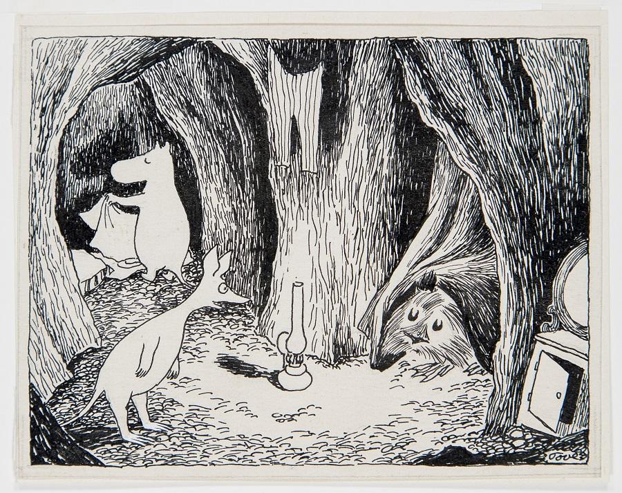 ムーミンの世界を味わう原画展「ムーミン展 THE ART AND THE STORY」松坂屋美術館で開催 - 9981bd6becd466f7c3360e53ab98dbf8