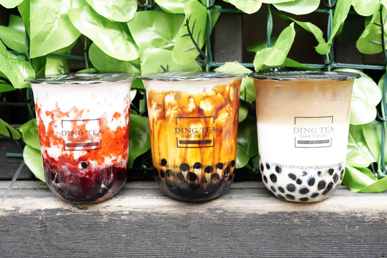 タピオカと茶葉にこだわる台湾最大級のドリンクブランド「DING TEA」が名古屋に上陸! - DSC00604