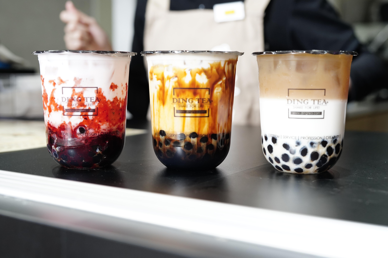 タピオカと茶葉にこだわる台湾最大級のドリンクブランド「DING TEA」が名古屋に上陸! - DSC00614