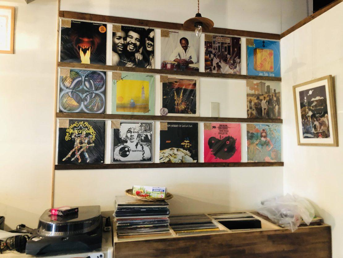 上質なモーニングから始めよう。亀島「コーヒーと本とレコードの店 リトルトリー」 - IMG 3498 1110x833