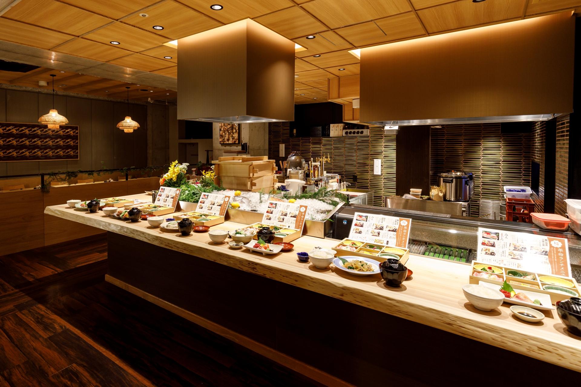 厳選和牛すき焼きをカジュアルに「月邸ト蕎⻨ SUKIYUNO」&絶品みえまぐろに舌鼓を打つ「日本酒とSAKANA 魚や」 - MG 2034