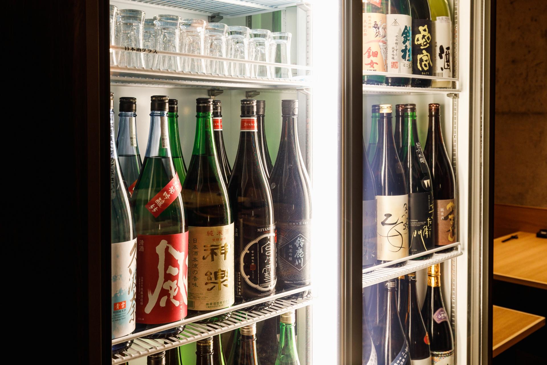 厳選和牛すき焼きをカジュアルに「月邸ト蕎⻨ SUKIYUNO」&絶品みえまぐろに舌鼓を打つ「日本酒とSAKANA 魚や」 - MG 2038