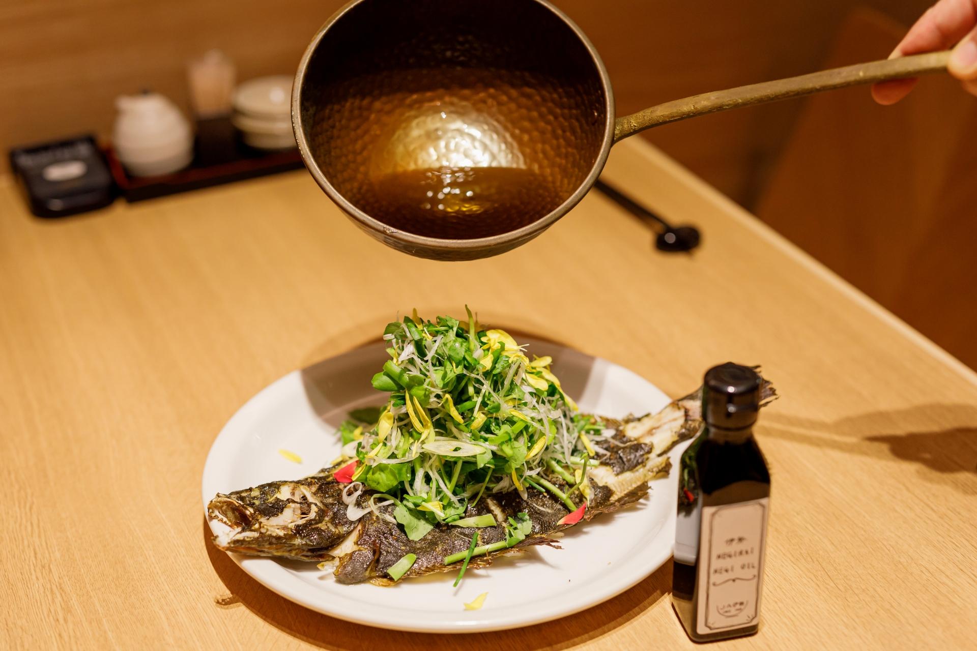 厳選和牛すき焼きをカジュアルに「月邸ト蕎⻨ SUKIYUNO」&絶品みえまぐろに舌鼓を打つ「日本酒とSAKANA 魚や」 - MG 2039