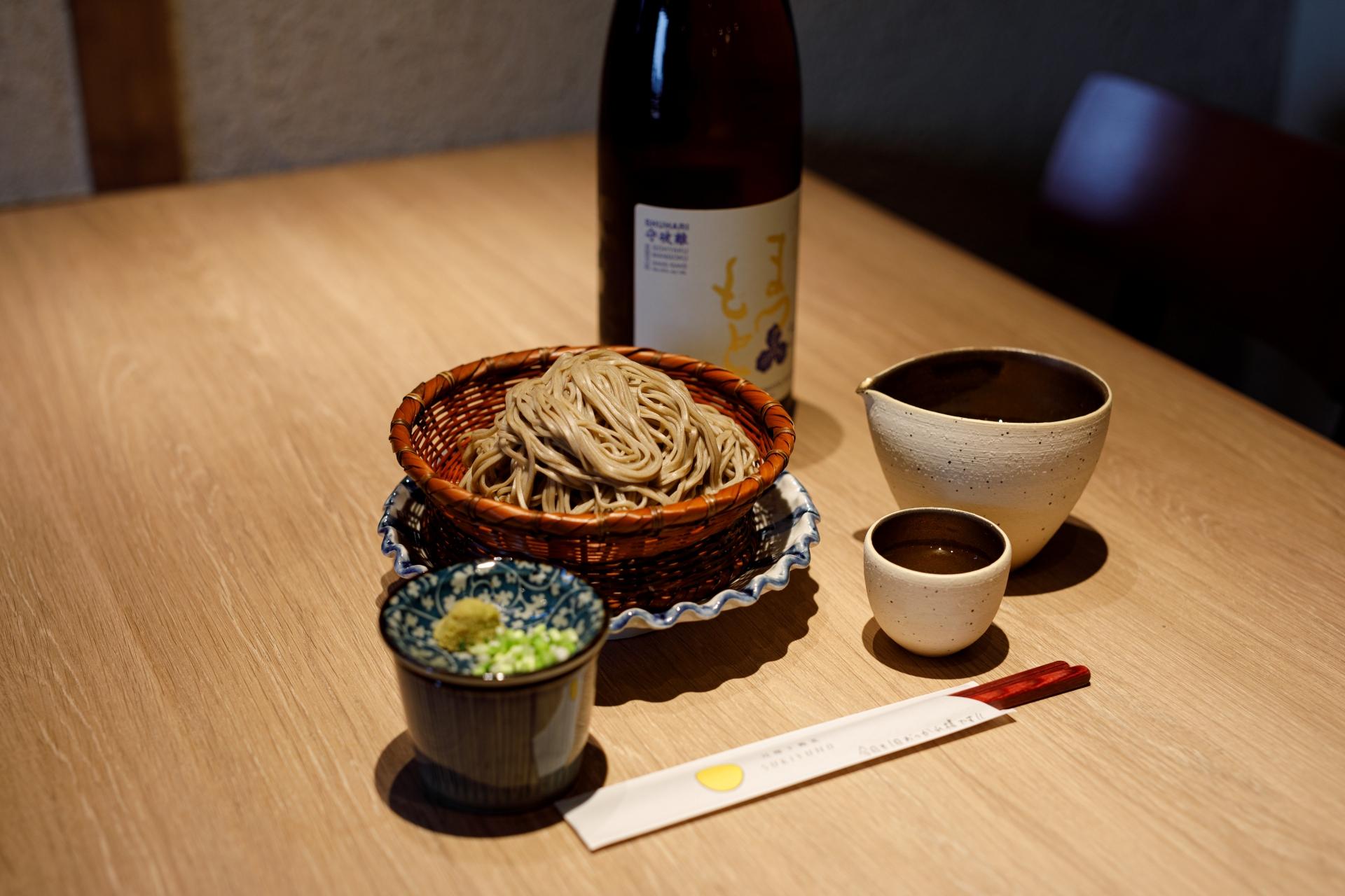 厳選和牛すき焼きをカジュアルに「月邸ト蕎⻨ SUKIYUNO」&絶品みえまぐろに舌鼓を打つ「日本酒とSAKANA 魚や」 - MG 2119