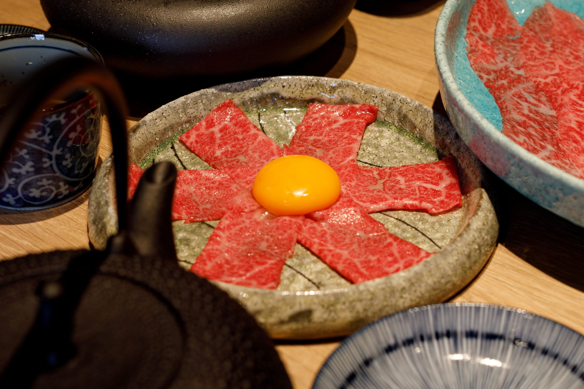 厳選和牛すき焼きをカジュアルに「月邸ト蕎⻨ SUKIYUNO」&絶品みえまぐろに舌鼓を打つ「日本酒とSAKANA 魚や」 - MG 2120