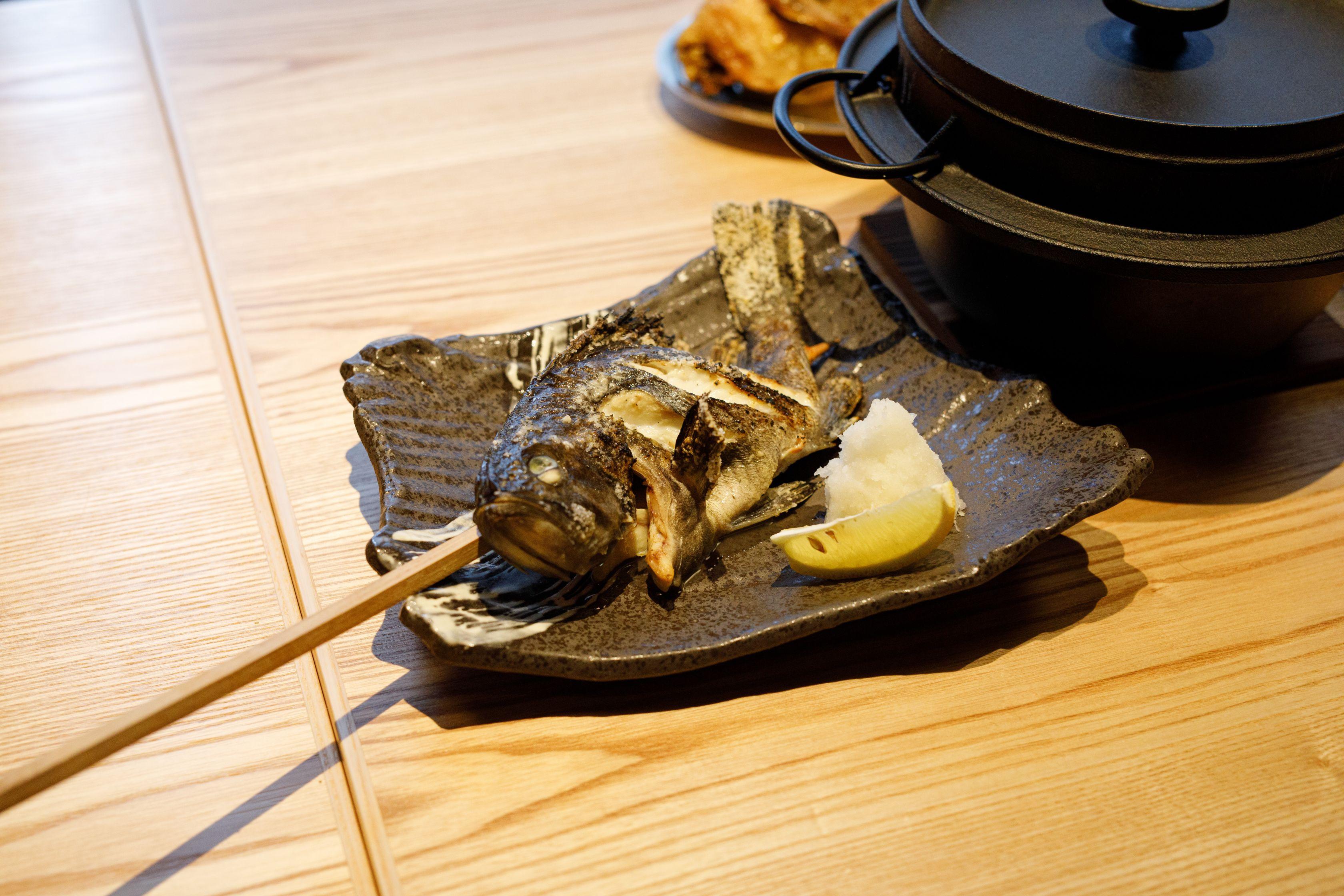 香ばしい炉端焼きでもてなす「ろばたの魚炉米」&4ジャンル超えた料理を楽しむ「GRAND KAZAN ~グランカザン~」 - MG 2134