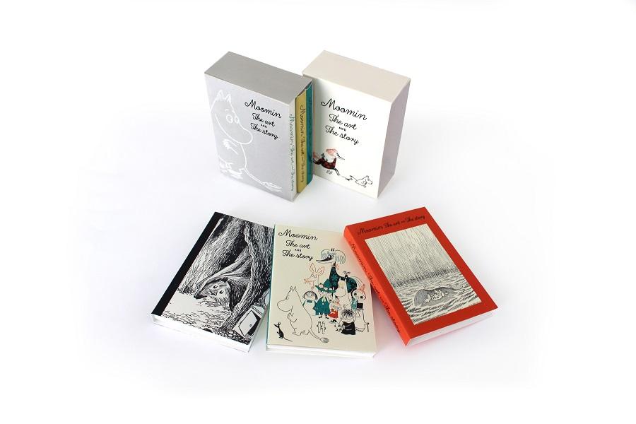 ムーミンの世界を味わう原画展「ムーミン展 THE ART AND THE STORY」松坂屋美術館で開催 - MOOMIN sticky book all 1