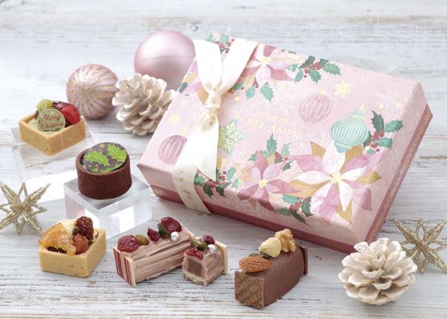"""今年のクリスマスは""""リュクス""""なショコラをいかが?ショコラ専門店「ベルアメール」から期間限定でクリスマスギフト誕生! - d36932 42 214254 7"""