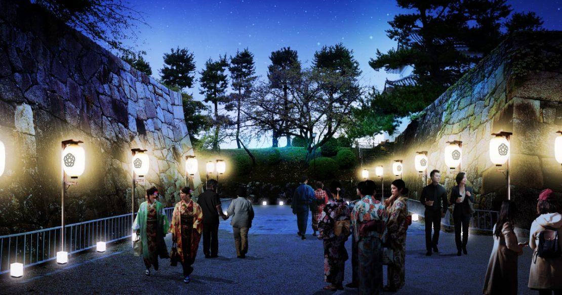 名古屋のシンボルが華やかに変身!「名古屋城夜会 by1→10」で光の演出とあったか料理を楽しむ - f5044c4c8ca7de8b328936b7d73cc25c 1110x583