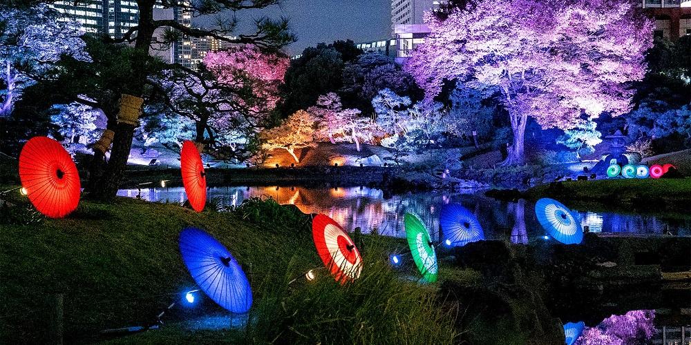 名古屋のシンボルが華やかに変身!「名古屋城夜会 by1→10」で光の演出とあったか料理を楽しむ - img main01