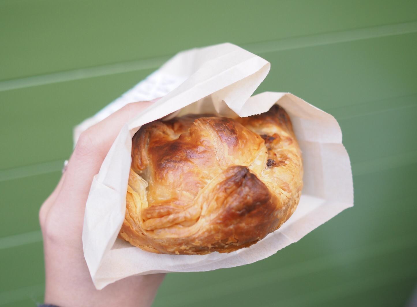 ランチにもおやつにもぴったり!名駅西の包みパイ専門店「MEAT PIES MEET」 - meatpie2