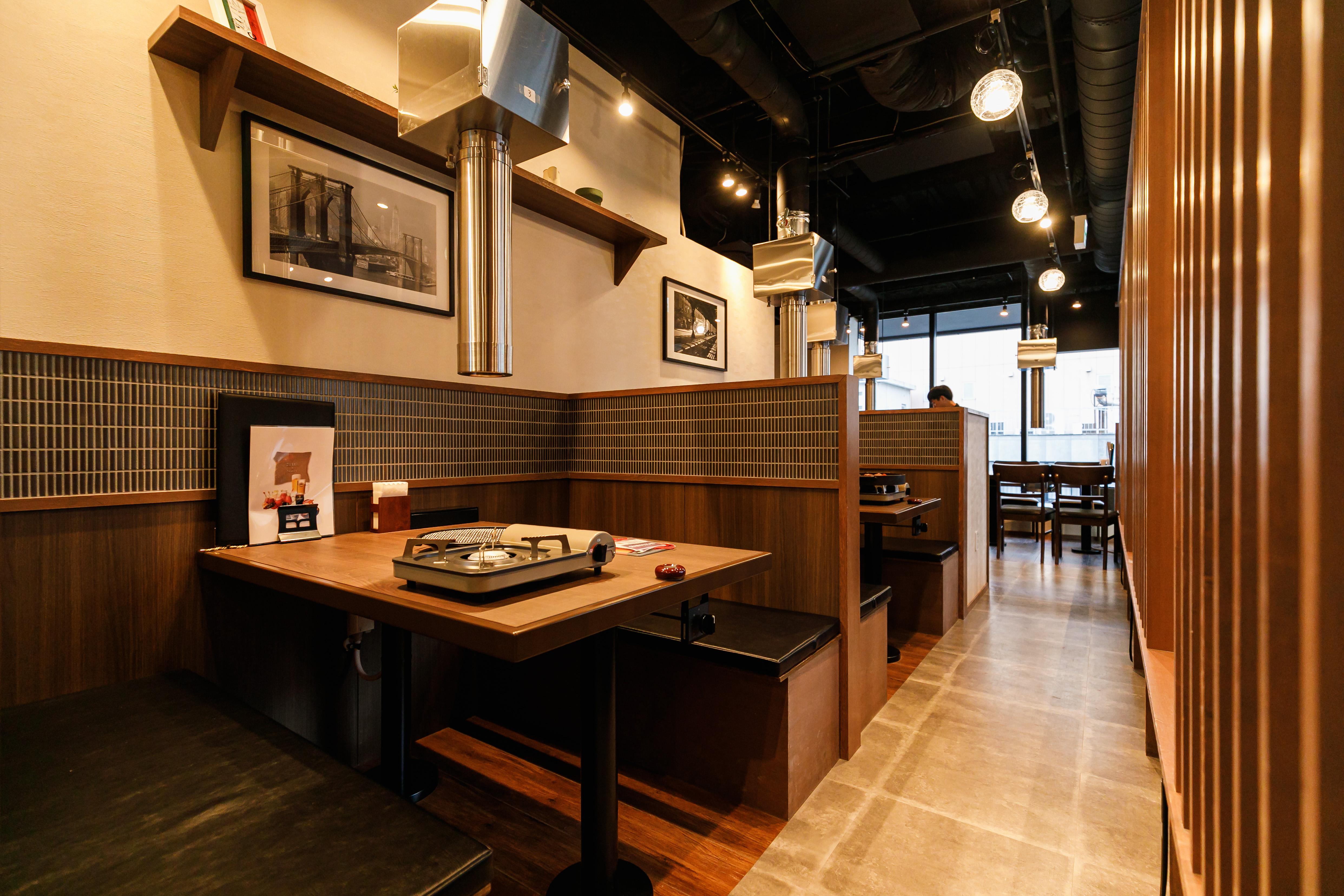 本場韓国の味を楽しめる「KollaBo」&汎用性の高い貸切専用多目的スペース「ELLE HALL Dining」 - 112A7061