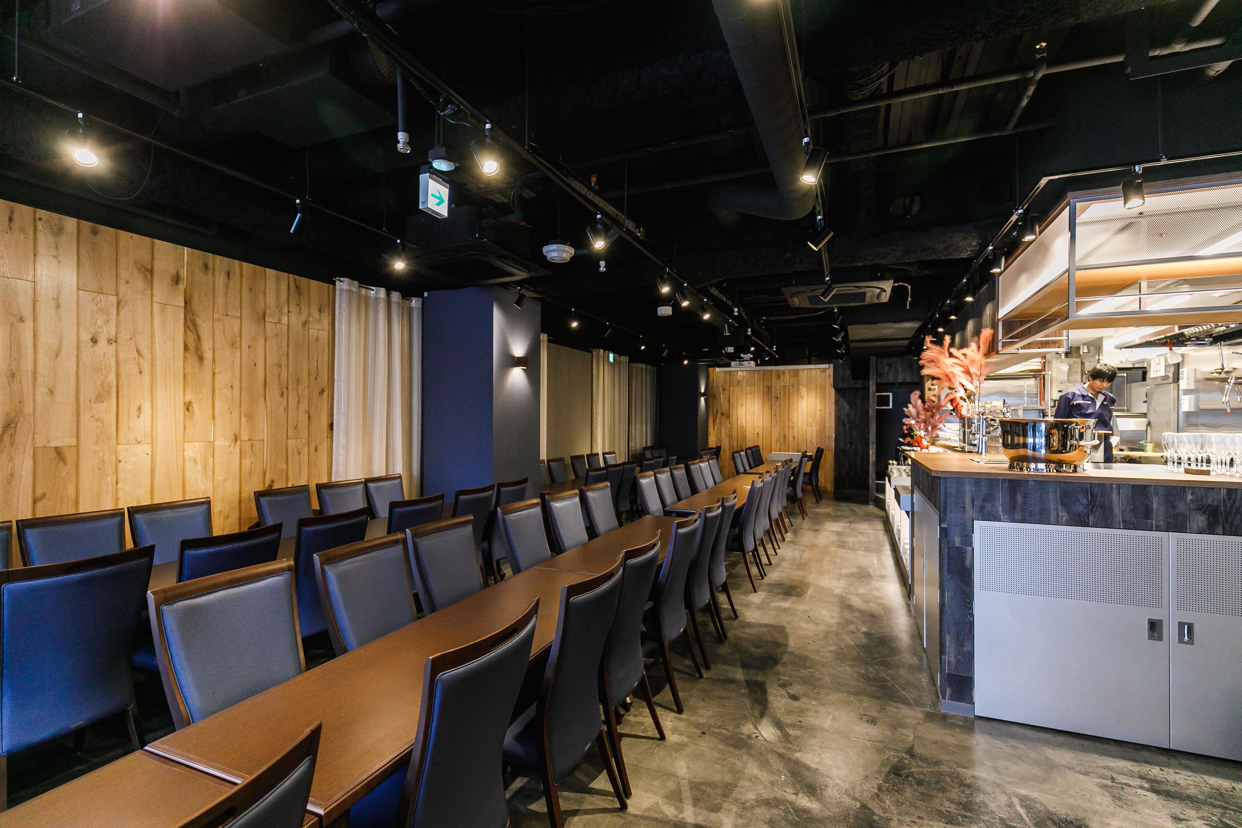 本場韓国の味を楽しめる「KollaBo」&汎用性の高い貸切専用多目的スペース「ELLE HALL Dining」 - 112A7095