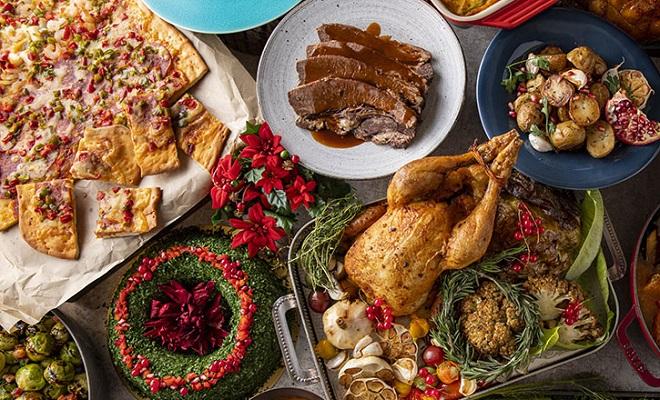 こだわり食材やホテル発祥のスイーツでおもてなし!「ヒルトン名古屋」でクリスマスビュッフェ開催中