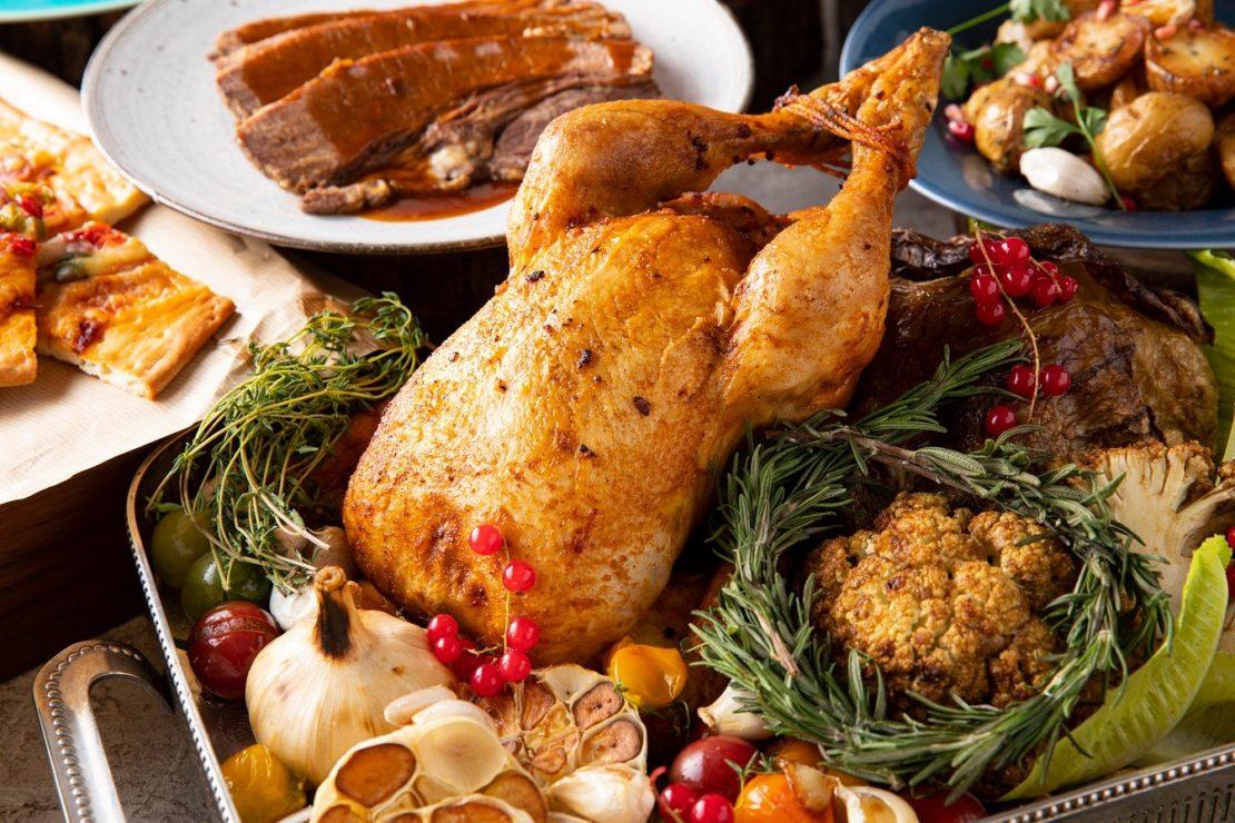 こだわり食材やホテル発祥のスイーツでおもてなし!「ヒルトン名古屋」でクリスマスビュッフェ開催中 - 71473995 1353506101521867 2812469788012445696 o 1110x740