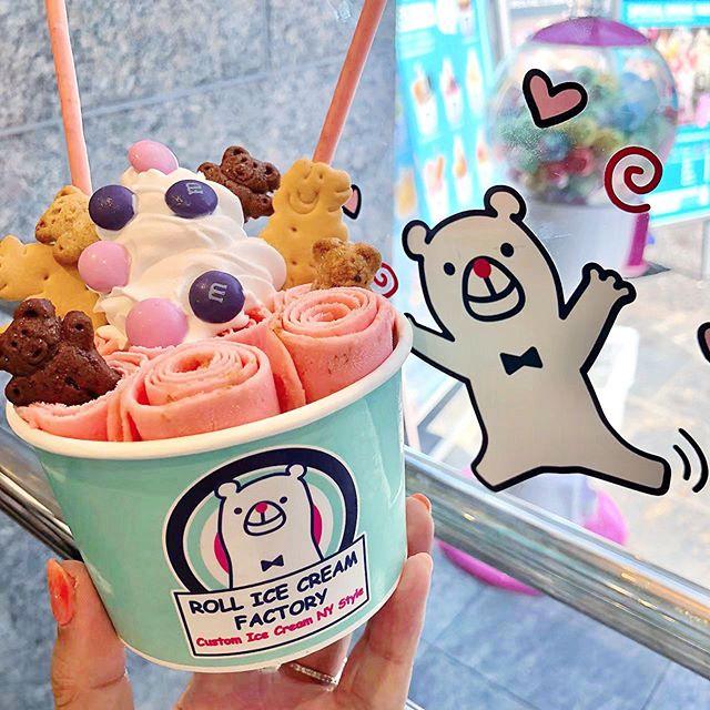 ロールアイス専門店が、くまモンとコラボ!とびきり可愛いアイスは12月末までの限定販売 - 74711760 745186929314014 1043957175873741129 n