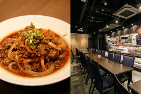 本場韓国の味を楽しめる「KollaBo」&汎用性の高い貸切専用多目的スペース「ELLE HALL Dining」