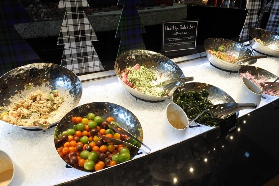 こだわり食材やホテル発祥のスイーツでおもてなし!「ヒルトン名古屋」でクリスマスビュッフェ開催中 - aea374e53cd89425c8c6470014661e71