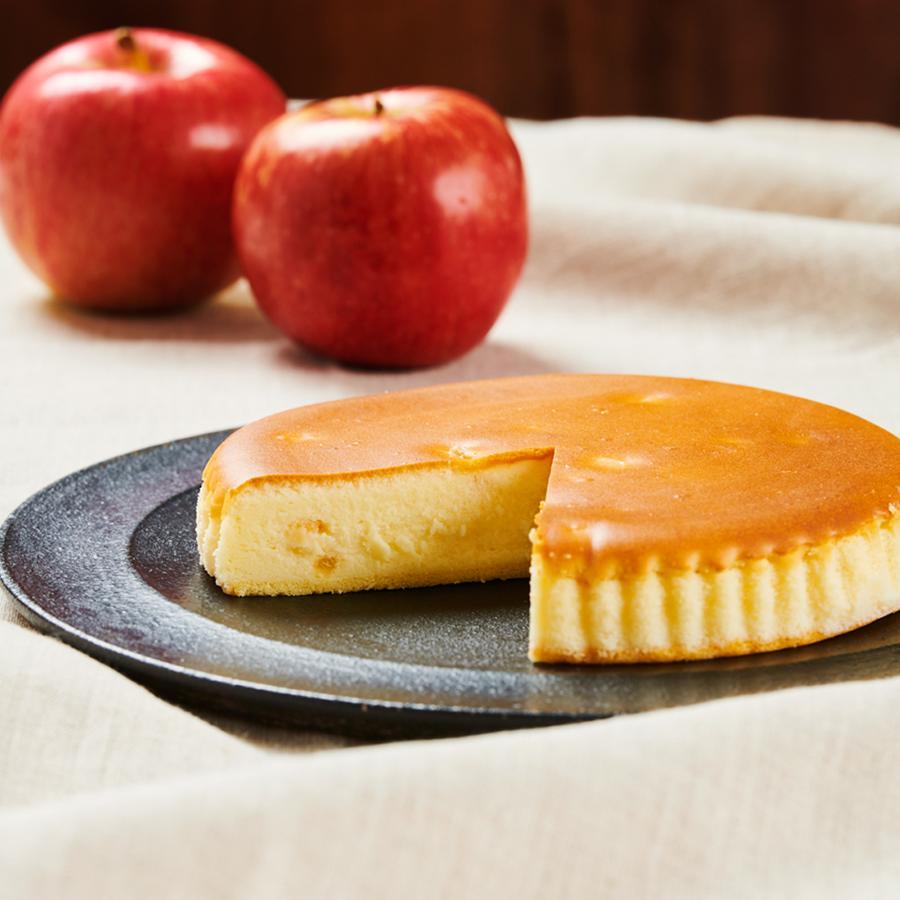 チーズガーデンが手がける大人気「御用邸チーズケーキ」シリーズから、冬季限定商品が登場! - apple cheese cake
