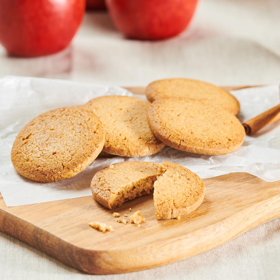 チーズガーデンが手がける大人気「御用邸チーズケーキ」シリーズから、冬季限定商品が登場! - apple cheese cookie