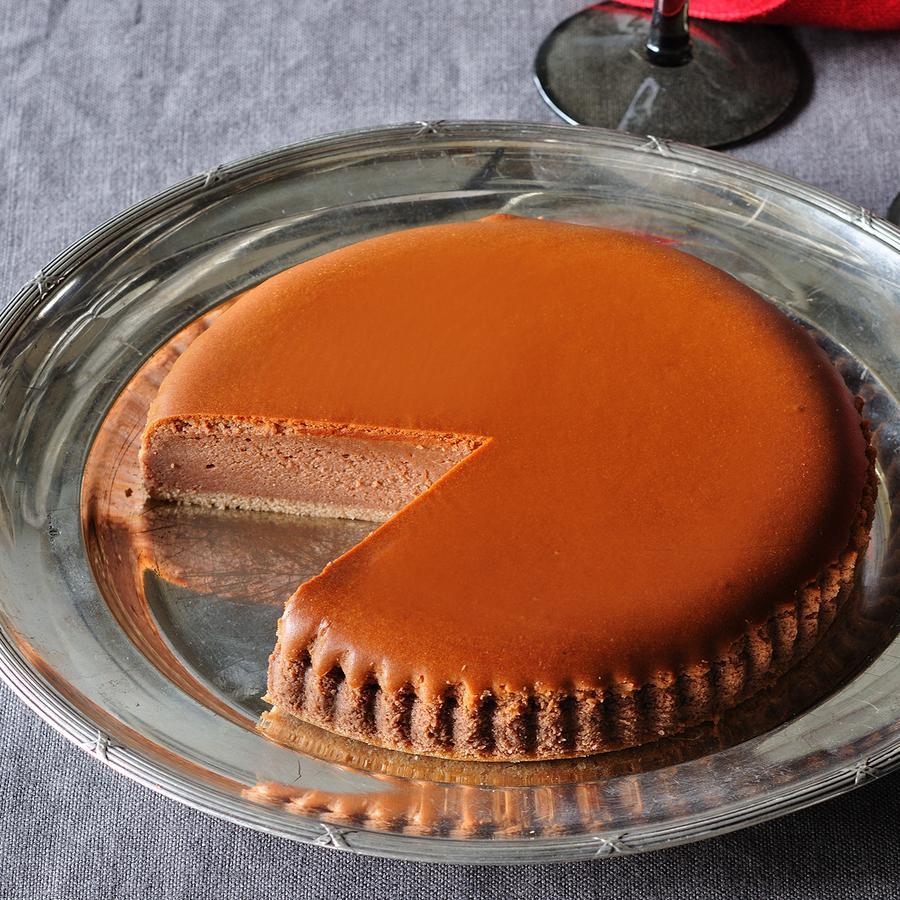 チーズガーデンが手がける大人気「御用邸チーズケーキ」シリーズから、冬季限定商品が登場! - choco cheese cake