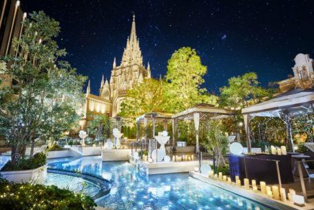 今年の冬は贅沢に!ストリングスホテルの豪華イルミネーション