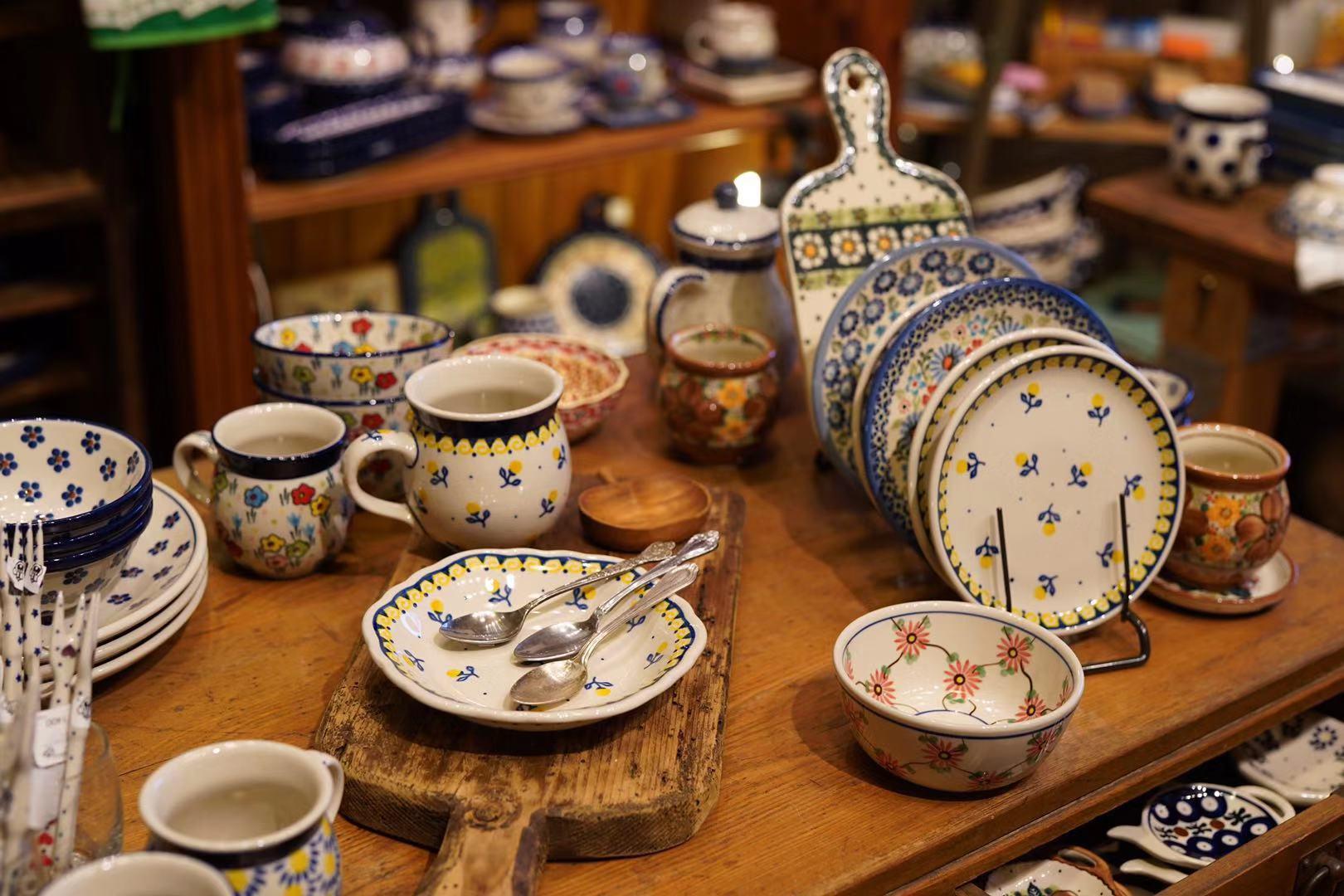 """ポーランド食器と雑貨の「ピグマリオン商會」で見つけた私の""""お気に入り"""" - ps3"""