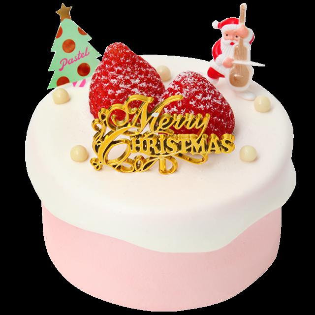 「Pastel」からプリンをまるごと使ったクリスマスケーキが登場! - sub1