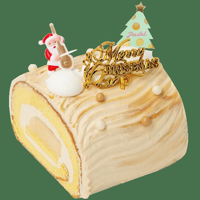 「Pastel」からプリンをまるごと使ったクリスマスケーキが登場! - sub4