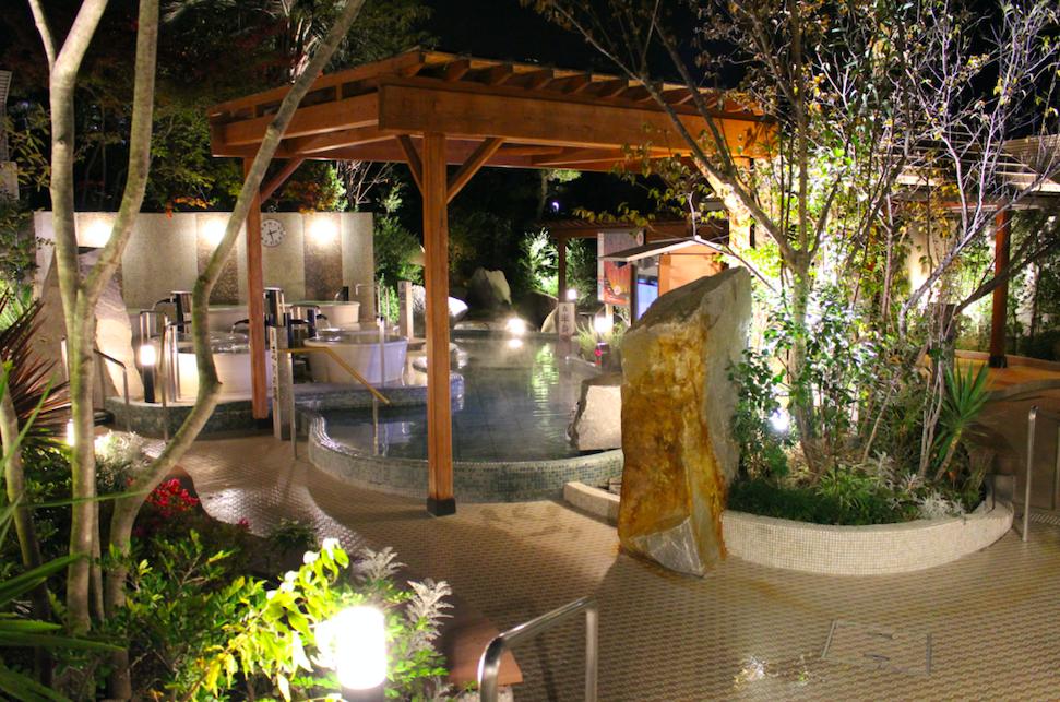 天然温泉と広々岩盤浴でリフレッシュ。おこもりにぴったりな究極の楽園「Canal Resort 」 - 7dd4c3f74f006b34bb1d70d7adebd54e