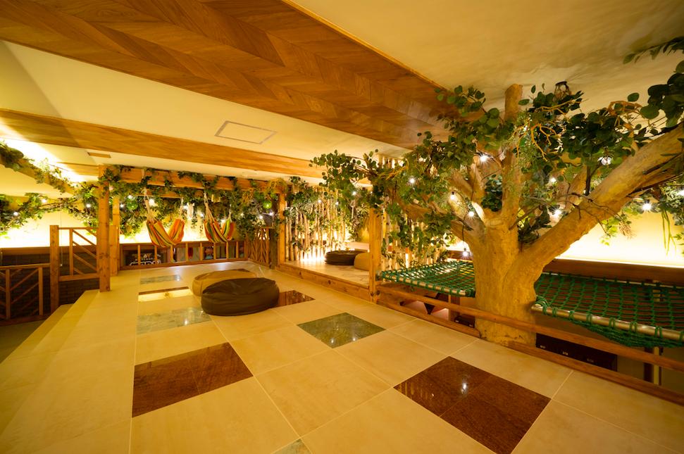 天然温泉と広々岩盤浴でリフレッシュ。おこもりにぴったりな究極の楽園「Canal Resort 」 - b89d0e24c931b33e1247dff5af4739c7