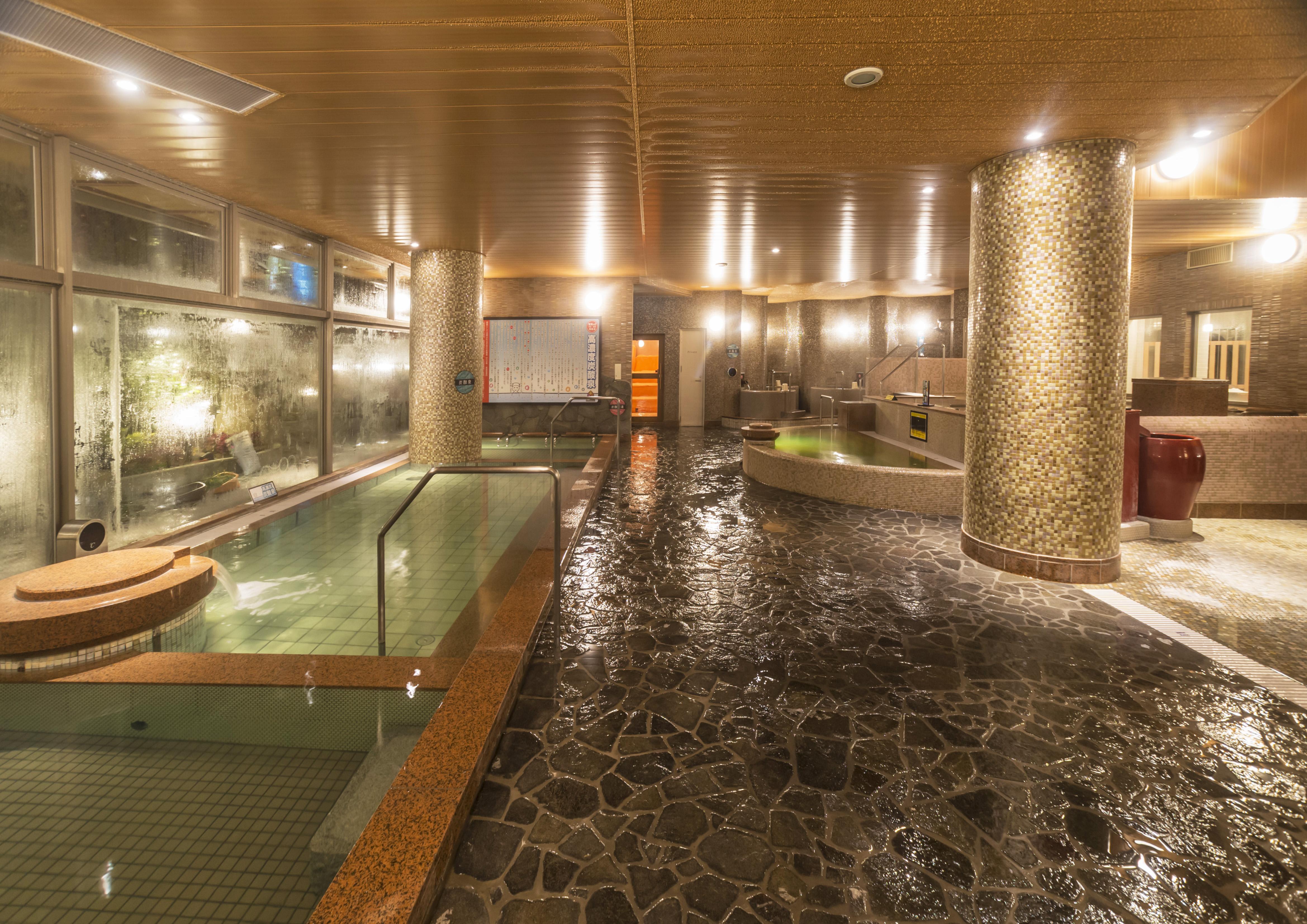 天然温泉と広々岩盤浴でリフレッシュ。おこもりにぴったりな究極の楽園「Canal Resort 」 - e8aac396dac03b43dd62c7e2c051e657