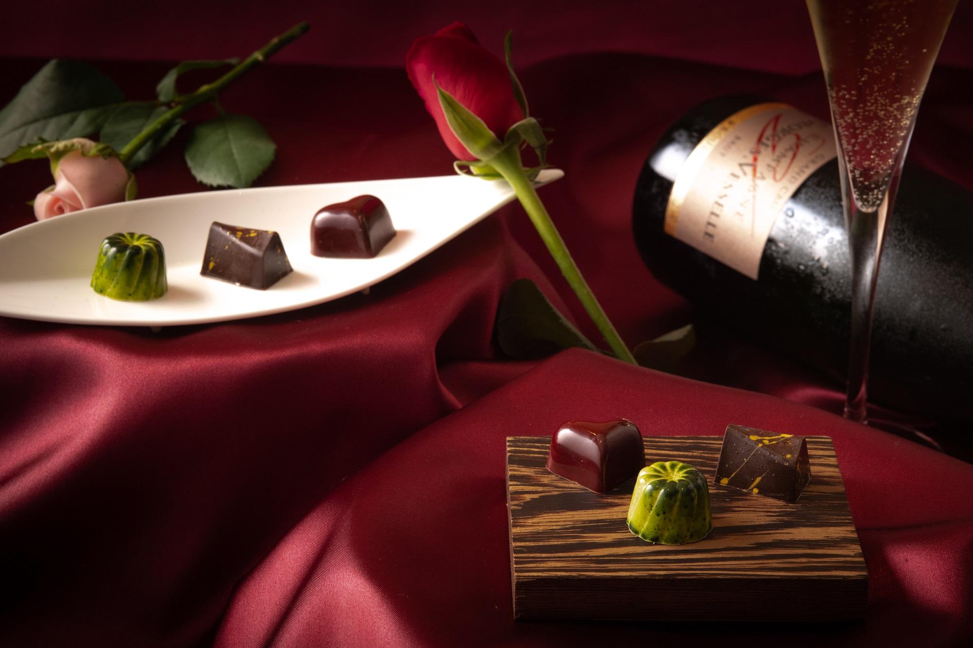 バレンタイン限定のチョコレートカクテルと特別コース料理で、大人なデートを。 - main 8