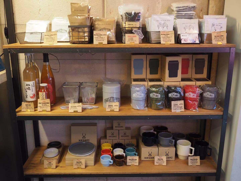 金山の隠れ家コーヒースタンド「OVERCOFFEE and Espresso」で心安らぐひと時を - overcoffee9