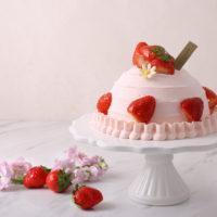 苺フェスタが開催! こだわりの生クリームで有名な「アンテノール」から季節限定のケーキが登場!